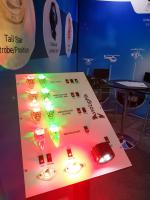 Aviolights booth